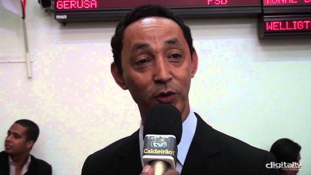 Entrevista Com Vereador Edvaldo Lima dos Santos do PP