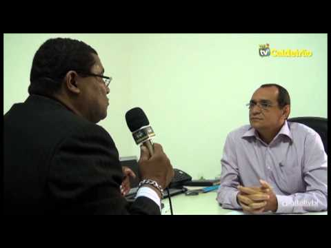 Secretário da SEMMAM Roberto Tourinho fala das Ações desta Secretaria