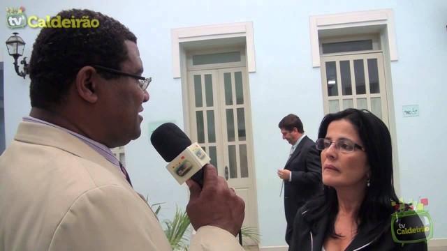 Vereadora Gerusa Sampaio fala se traiu ou não o Deputado Federal Fernando Torres.