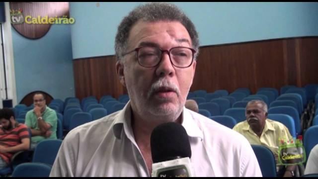 Secretário de planejamento Carlos Brito fala que não vai cometer nenhum crime ambiental na implantação de sistema de transporte BRT em Feira de Santana