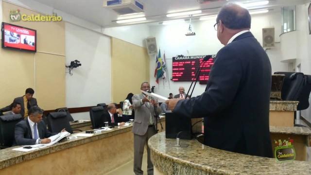 Vereador José Carneiro pede interdição da Casa dos Estudantes em Feira de Santana