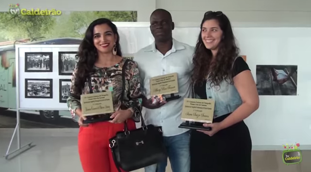 15° concurso de fotografia consagra três jovens fotógrafos em Feira de Santana