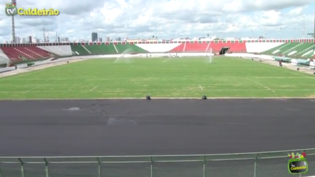 Fluminense de Feira receberá dia 19 de junho, o estádio Joia da Princesa completamente reformado para a disputa da Série D do Campeonato Brasileiro