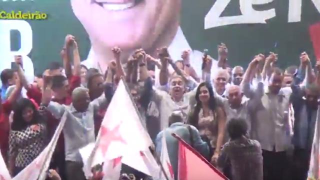 Zé Neto oficializa candidatura a prefeito de Feira de Santana
