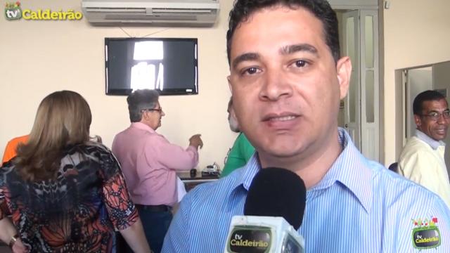 Vereador Marcos Lima fala sobre apoio a Ronny para presidência da Câmara Municipal de Feira de Santana
