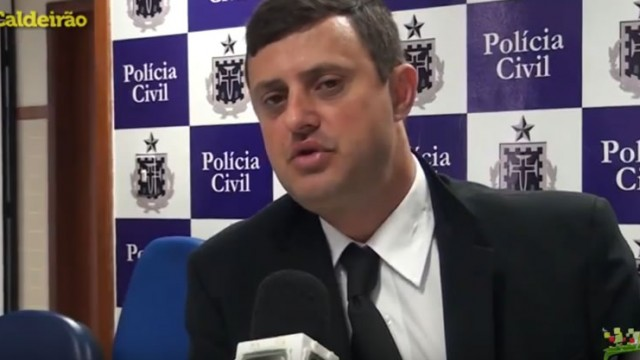 Coordenador da Polícia Civil, João Rodrigo Uzzum fala sobre desaparecimento da criança de 7 anos em Feira de Santana