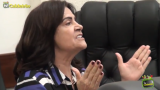 Vereadora Eremita Mota diz que se o vereador Lulinha desrespeitá-la novamente a mesma vai interpelar na Lei Maria da Penha