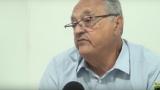 Secretário de Desenvolvimento Urbano, José Pinheiro, esclarece sobre a fiscalização da invasão de construtora no campo de futebol do bairro Parque Brasil