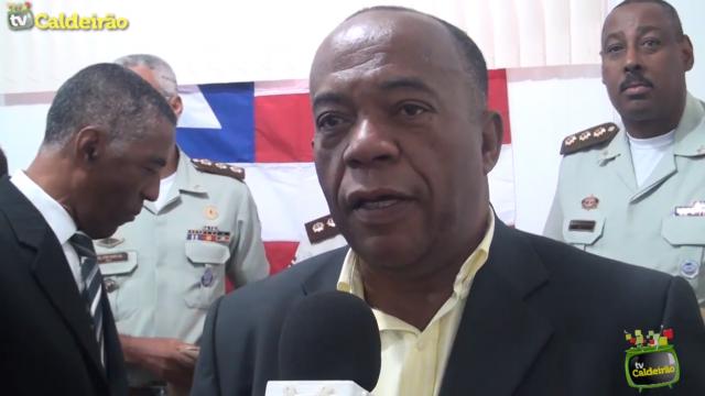Ex-coronel da PM fala sobre a despedida de Aldemário Xavier no comando do CPRL