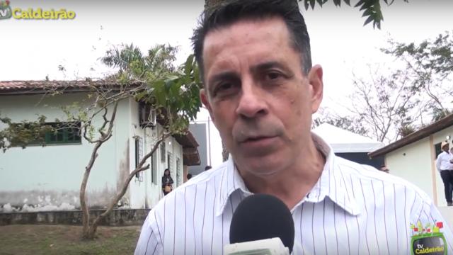 Secretário do Meio Ambiente, Sérgio Carneiro, aborda sobre oportunidade de estudo na UNAMACS