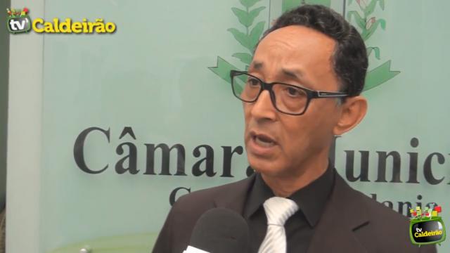 Vereador Edvaldo Lima anuncia sua pré-candidatura a deputado federal