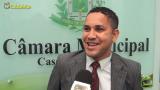 Vereador Ron agradece ao prefeito José Ronaldo por atender indicações de sua autoria