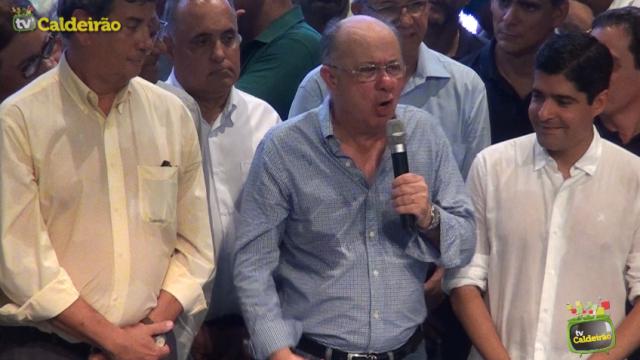 José Ronaldo lança pré-candidatura à governador da Bahia e diz que está preparado para o desafio