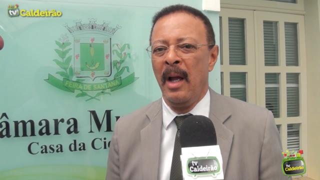 Vereador Alberto Nery questiona fiscalização do transporte clandestino