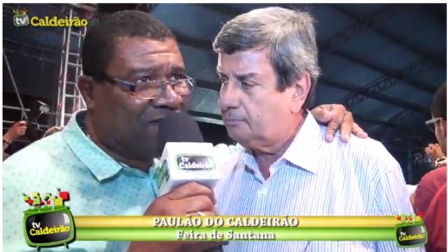 Prefeito Colbert Martins fala que José Ronaldo é o melhor nome para governador da Bahia