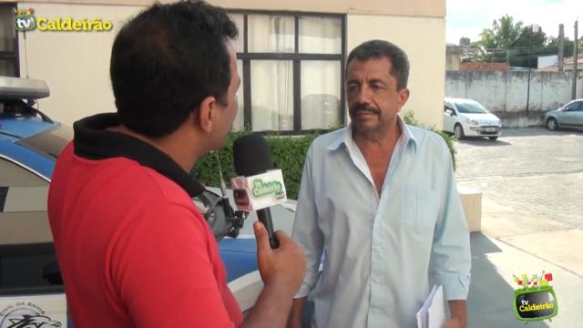 Morador tem Hidrômetro roubado em Feira de Santana