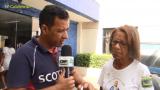 Mulher sofre furto ao sair de agência bancária