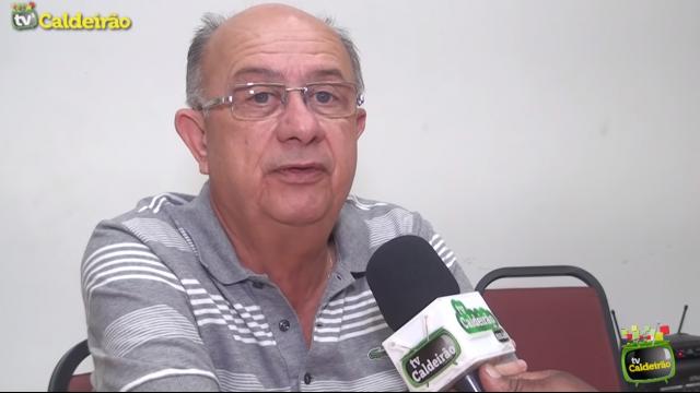 José Ronaldo lamenta derrota e diz que vai fazer campanha eleitoral a favor de Jair Bolsonaro
