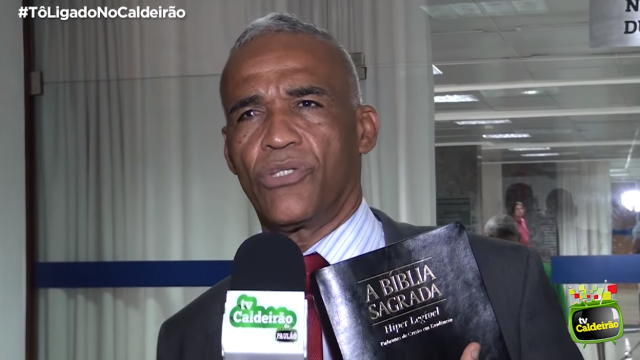 """Deputado Pastor Sargento Isidório dispara contra Pastor Abílio Santana: """"não emprego o evangelho por dinheiro"""""""
